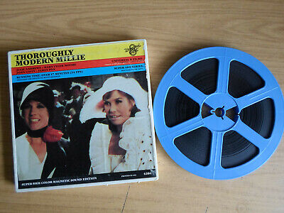 Super 8mm sound 1x400 THOROUGHLY MODERN MILLIE. Julie Andrews musical.