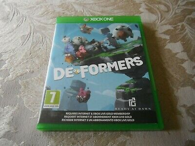 xbox one de formers  [xbox live gold membership required]