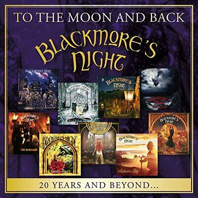 Blackmores Night-To The Moon And Back -2Cd- CD NEW