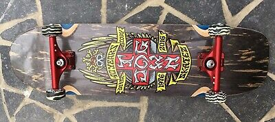 DogTown 40th Anniversary Pool skateboard axes independent 159 roues OJ Wheels