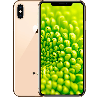 iPhone XS Max 64GB Gold (Refurbished by EB Games) preowned - Phones - PREOWNED