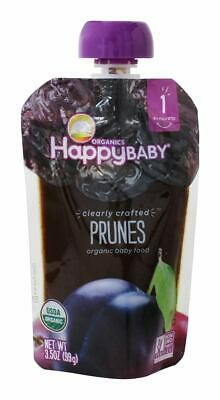 Happy Family - Happy Baby Organic Clearly Crafted Stage 1 Baby Food 4+ Months