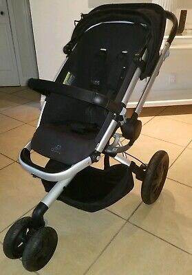 Quinny Buzz Baby Infant Stroller Bassinet Jogger Combo 01638