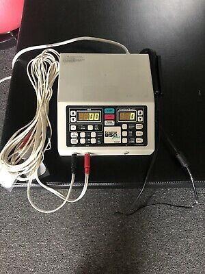 Dynatron Dynatronics 850 Plus 3 Channel Stim Combo Chiropractic Physical Therapy