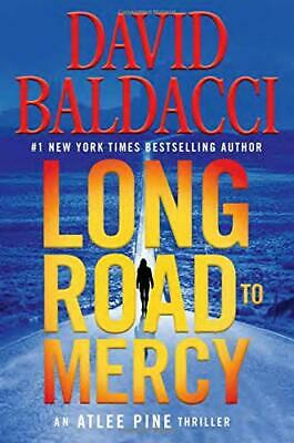 Long Road to Mercy (Atlee Pine Thriller) by Baldacci, David Book The Fast Free