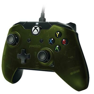 PDP Wired PC and Xbox One Controller - Green