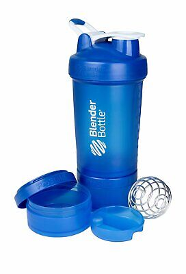 Blender Bottle ProStak 22 oz - Blue