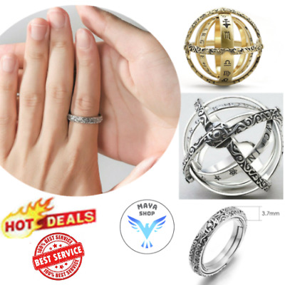 Astronomical Ball Cosmic Sphere Ring