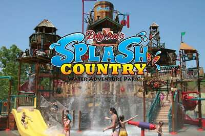 Dollywood Splash Country Tickets - 4 for $119