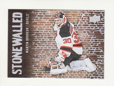2018-19 UD Series 1 - Stonewalled - Finish Your Set (18-19) # SW-26 to SW-50