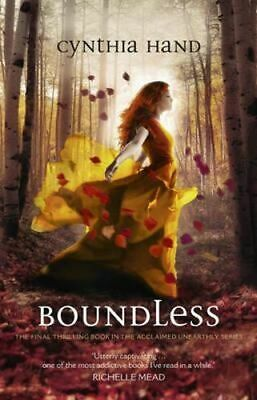 NEW Boundless By Cynthia Hand Paperback Free Shipping