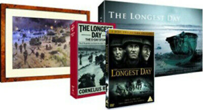 The Longest Day DVD (2007) John Wayne