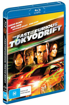 NEW The Fast and the Furious : Tokyo Drift (Blu-ray) Blu Ray Free Shipping