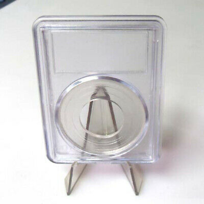 Acrylic Display Stand Holder Medals Show Exhibit Badge Mini Cards 5pcs/10pcs