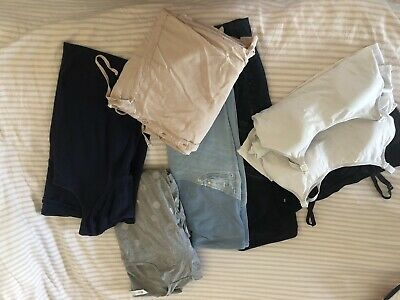 8 Items Of Size 10-12 Maternity Clothing