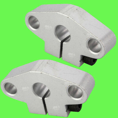 2 Pcs SHF10 Support D'Onde 10mm Welle CNC 3D Imprimante Guide Linéaire Shf