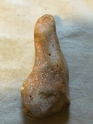 A Small Stone Venus Figurine From The Palaeolithic Period
