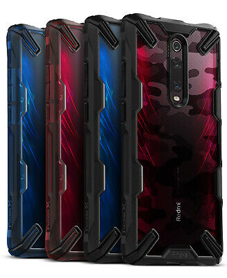 Xiaomi Redmi K20/K20Pro Case, Ringke [Fusion-X] Clear PC TPU Bumper Protection