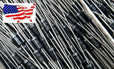 ' 1N4003 (10 pcs) 1A 200V Rectifier Diode - from USA