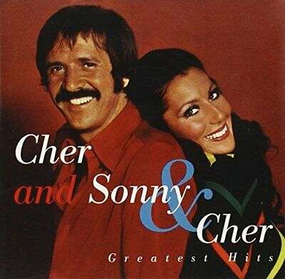 Sonny & Cher - Greatest Hits-Remastered - Sonny & Cher CD XVVG The Fast Free
