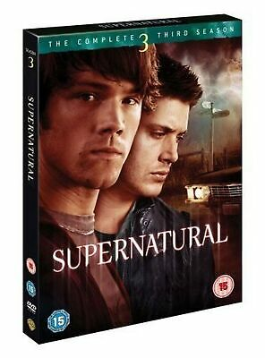 Supernatural - The Complete Third Season [2008]