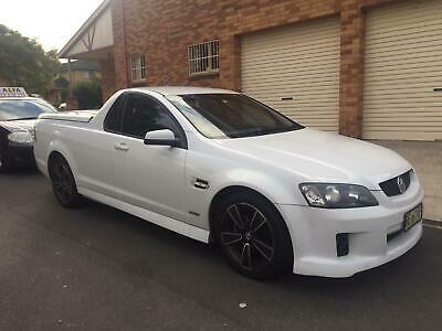 NO RESERVE 2010 Holden VE SV6 VE MY10 Commodore Auto ute 3.6L