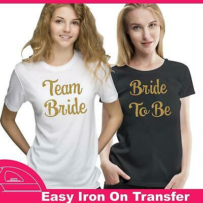 Wedding Night 2019 Iron On Heat Transfer T Shirt Personalized Hen Do Party 7728