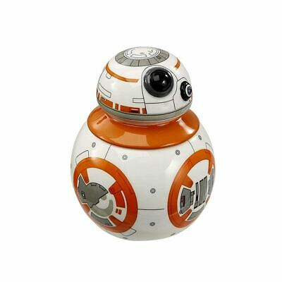 Star Wars 3D BB-8 Salt and Pepper Shakers Pots Cruet Set - Boxed