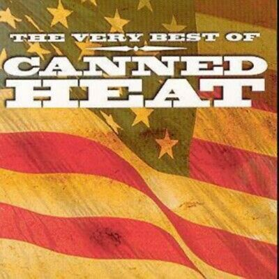 Canned Heat - The Very Best Of Canned Heat *NEW* CD