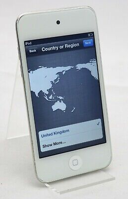 FAULTY SCREEN Apple iPod Touch 4th Gen 32GB A1367