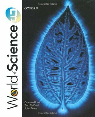 World of Science: Students' Book 3: Student's Book Bk. 3 By Graham Booth, Bob M