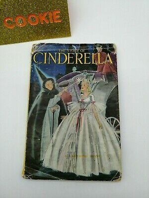 Vintage Ladybird Book - The Story of Cinderella (with Dust Sleeve)