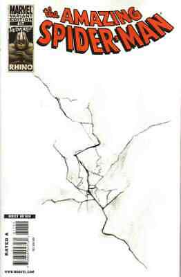 Amazing Spider-Man Nr. 617 (2010), Something is Coming Variant Cover