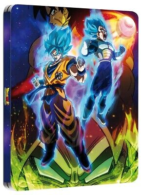 Dragon Ball Super - Broly (Steelbook) (Blu-Ray) ANIME FACTORY