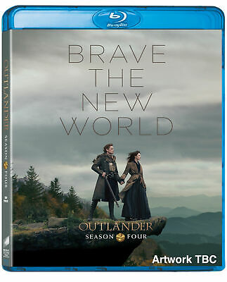 Outlander - Stagione 04 (5 Blu-Ray) SONY PICTURES