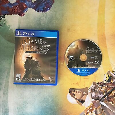Game of Thrones: A Telltale Series • Sony PlayStation 4 PS4