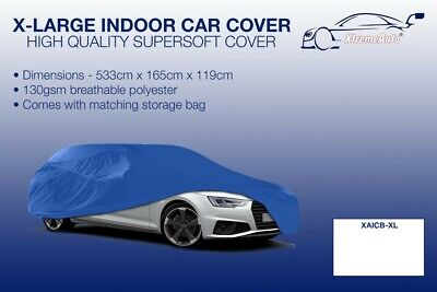 XL blue Indoor Car Cover Protector Mercedes-Benz GLK-Class 2008-2015