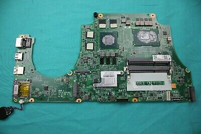 DELL ALIENWARE 17 R3 Laptop Motherboard w/ i7-6700HQ 2 6GHz