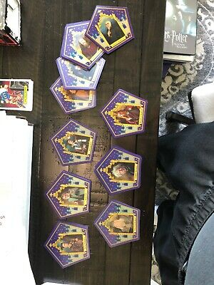 Harry Potter Chocolate Frog Cards — Wide Variety