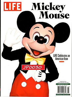LIFE Special 2019, Mickey Mouse, New/Sealed, Reissue