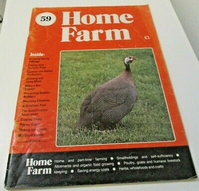 Home Farm Magazine Issue 59 August 1985