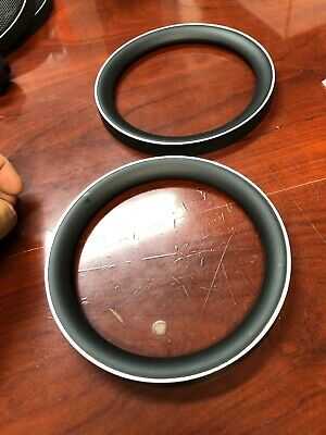 """Kicker Q-Class QSS65 6.5"""" Component Speaker System Grill Only Ring"""