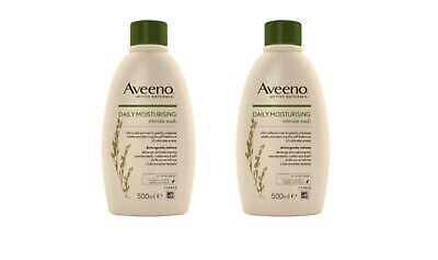 Offre 2X Aveeno Détergent Intime 500ml