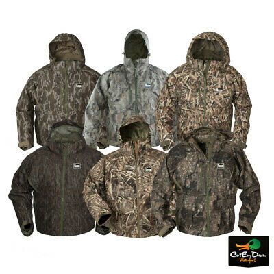 a5fc9f2201a75 BANDED GEAR WHITE River Wader Jacket 3-N-1 Original Bottomland Camo ...