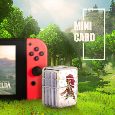 US 22X NFC PVC Tag Card LEGEND BREATH OF THE WILD WOLF LINK For Toy Switch WII U