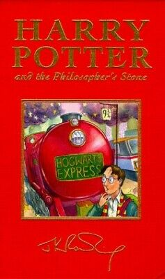Harry Potter and the Philosopher's Stone (Special E... by Rowling, J.K. Hardback