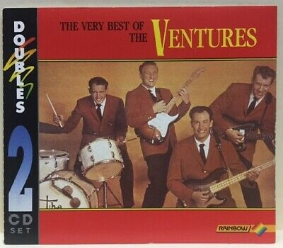 The Ventures: The Very Best Of – 2 Cd Set, Greatest Hits, Australian Rainbow