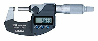 Mitutoyo Coolant Proof Micrometer MDC-25MX 293 From japan