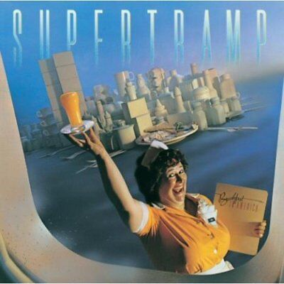 Supertramp Breakfast In America (Limited) Japan CD UICY-78313 Limit From japan