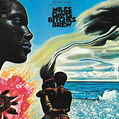 MILES DAVIS-BITCHES BREW QUADRAPHONIC-JAPAN ONLY 2 SACD HYBRID From japan
